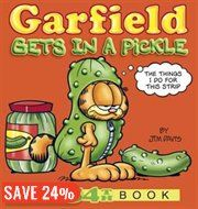 BOOK: Garfield Gets In A Pickle: His 54th Book- for Jr