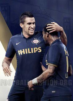 PSV Eindhoven 100th Anniverary Nike 2013/14 Away Kit