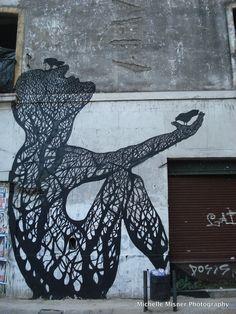 Arte callejero, Argentina