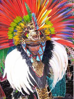 Danza divina - Mexico.