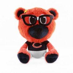 Chicago Bears NFL Study Buddy Nerds