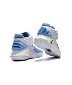 2017 new release air jordan 32 white blue line flyknit vamp on sale 1 - Cheap Air Jordan Store Cheap Jordan Shoes, Cheap Jordans, Air Jordans, Jordan Store, Cheap Air, Blue Line, Shoe Sale, New Product, Stuff To Buy