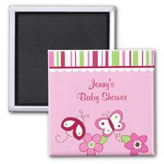 Shop Pink Monkey Play Baby Shower Favor Magnet created by allpetscherished. Personalize it with photos & text or purchase as is! Baby Shower Supplies, Baby Shower Themes, Baby Shower Gifts, Baby Gifts, Shower Ideas, Pink Birthday, 1st Birthday Parties, Birthday Ideas, Jungle Party Favors