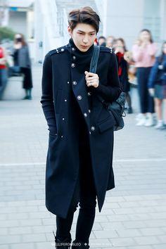 "prince-taekwoon: "" "" do not edit   © Melliferous Leo "" """
