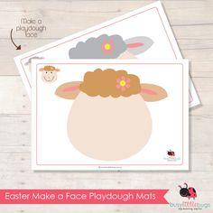 EASTER-MAKE-A-FACE-PLAYDOUGH-MATS-lambs.jpg 570×570 pixels