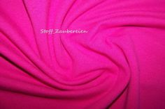 J.Swafing Baumwolljersey Gassel J.Swafing Jersey Stoff pink uni