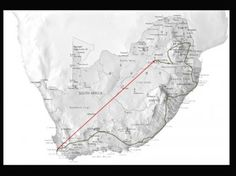 Unsere Route Camper, South Africa, Cape Town, Travel Report, Travel, Truck Camper, Campers, Motorhome, Camper Trailers