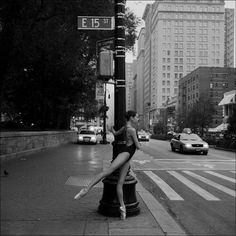 Photographer records the lightness of the dancers in the urban scene in NY By: Dane Shitagi. Description from pinterest.com. I searched for this on bing.com/images