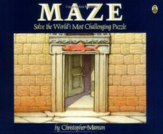 Maze: Solve the World's Most Challenging Puzzle, http://www.amazon.com/dp/0805010882/ref=cm_sw_r_pi_awdl_7OE4ub1V45N0D