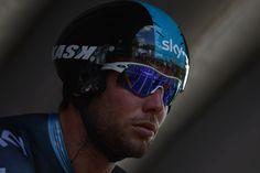 Prologue - Tour de France 2012 / Mark Cavendish at the Prologue #TDF