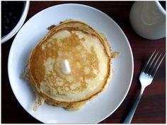 Gojee - Best Ever Buttermilk Pancakes by Evil Chef Mom