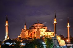 Hagia Sophia is a Controversial Monument - as seen on TravelNotesAndBeyond.com http://www.travelnotesandbeyond.com/hagia-sophia-a-controversial-monument/