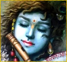 """Om Shri Krishnaya Namaha - Salutations to Lord Krishna . """"O handsome Lord Krishna, we happily bow down and offer our respects to you. Please be kind and bless us"""" Baby Krishna, Krishna Leela, Jai Shree Krishna, Cute Krishna, Radha Krishna Love, Radhe Krishna, Hanuman, Radha Rani, Lord Krishna Images"""