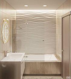 Ideas Small House Remodel Renovation Floors For 2019 Apartment Bathroom Design, Bathroom Layout, Modern Bathroom Design, Bathroom Colors, Bathroom Interior Design, Modern Interior, Small Bathroom, White Bathroom, Amazing Bathrooms