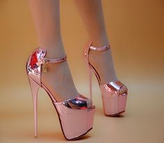 High heels fine with sandals sexy pink high heeled shoes with thin female summer sandals word buckle silver-inWomen's Sandals from Shoes on Aliexpress.com   Alibaba Group