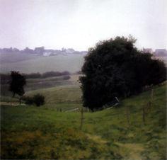 Meadowland - Gerhard Richter, 1985