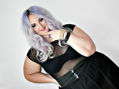 11 Alternative Plus Size Women Rocking Killer Edgy Style | Bustle