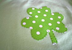 applique and hand sewing tutorial