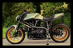 buell x1 lightning 1999 built by mc moto worx pur. Black Bedroom Furniture Sets. Home Design Ideas
