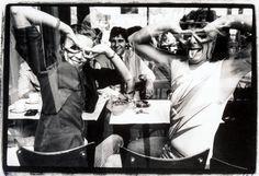 A Rare Glimpse Inside Paris's Exclusive 1980s Club Scene
