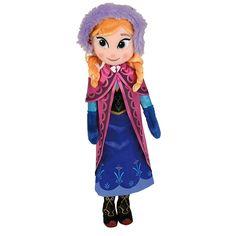#Frozen - #Peluche #Anna