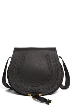 Bought it and LOVE IT! Perfect black crossbody handbag! Leather is so soft. Plenty of room inside. Chloé 'Marcie - Medium' Leather Crossbody Bag