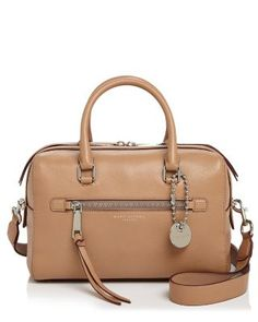 5c87a4f80c32 MARC JACOBS Recruit Bauletto Satchel.  marcjacobs  bags  shoulder bags   hand bags