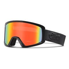 6e9cb7d5488 Giro Blok Snow Goggles With Persimmon Blaze Lens - Sun   Ski Sports