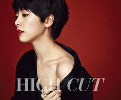 하이컷 - 패션, 뷰티, 대중문화 커뮤니티와 다채로운 이벤트 <HIGH CUT>vol.138 한 지 민 Han Ji Min