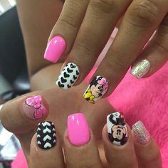 Nails, Mini, Beauty, Templates, Fingernail Designs, Caricatures, Art, Ongles, Finger Nails