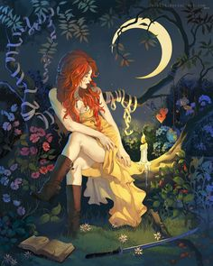 Here you will be able to find witch and wicca themed jewelry, including wicca necklaces, bracelets, rings, crystals and other witchcraft accessories. Illustration Art, Illustrations, Witch Art, Witch Aesthetic, Book Of Shadows, Art Design, Design Model, Magick, Character Art