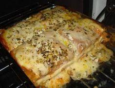 Sanduíche de forno - Receitas Aki