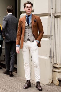They Are Wearing  New York Men s Fashion Week Fall 2016 0666c421a56