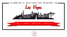 Confused where to begin when it comes to planning a destination Las Vegas wedding? Try Little Vegas Wedding's planning guide with tips on budgeting, choosing a guestlist and researching venues.