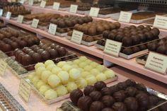 Swiss chocolate!
