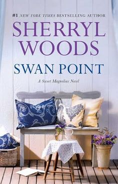 The Bookwyrm's Hoard: Swan Point, by Sherryl Woods (review & giveaway!)