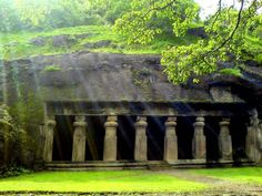 #Mumbai #Tourism #Sightseeing #Travel #Holiday #Hotel #Travel #History #Culture #Entertainment #Relax #Fun- Elephanta Caves