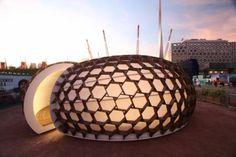 KREOD by Pavilion Architecture   #architecture #building #sculpture