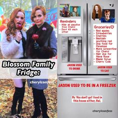 JASON USED TO BE IN A FREEZER just choked from laughing