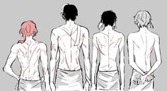 I wonder if Atsushi's healing abilities would've interfered with scarring.and if that were the case then he would've already known that he had an ability?but he clearly had scars in the show right?