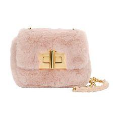 Natalia mini soft faux-fur shoulder bag by Tom Ford  tomford  bags Net 4f0e4c0b5a
