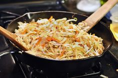 Easy Chinese Stir-Fry: Everyday Fried Noodles