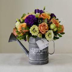 arreglos florales vintage - Buscar con Google                                                                                                                                                                                 Más