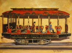 A Ride From the Past by Angela Trotta Thomas