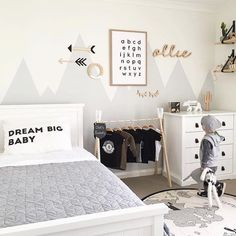 So Ima done with kids parties, in fact birthdays all together, I'm gonna cancel in advance for the next 15 years! 🙈 gah, the kids had fun,… Boy Toddler Bedroom, Big Boy Bedrooms, Toddler Rooms, Baby Boy Rooms, Kids Bedroom, Baby Room, Bedroom Decor, Chambre Nolan, Little Boys Rooms