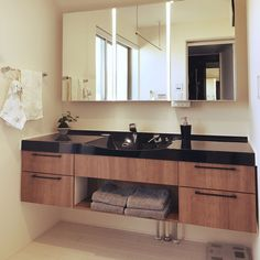 Bathroom/観葉植物/IKEA/洗面所/Panasonic/ヘーベルハウス...などのインテリア実例 - 2018-02-05 01:19:15 | RoomClip (ルームクリップ)