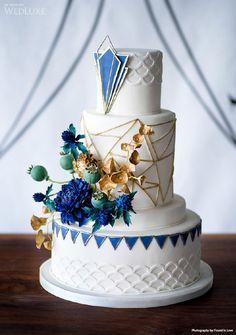 www.cakecoachonline.com -sharing....WedLuxe Magazine