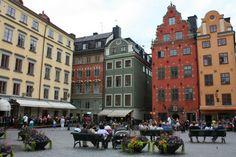 Gamla stan (Old town). Stockholm. Sweden   #gamlastan  #stockholm  #sweden  #swedenphotography  #stellahaugephoto