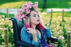 #stylizacja #festiwal #festival #outfit #look #festivalootd #festivallook stylizacja festiwalowa  #ootd #ombrehair #ombre #hair #pinkhair #pink