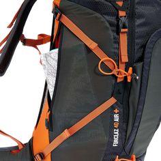 quechua sac à dos sac à dos Forclaz 40 Air + H 8300764